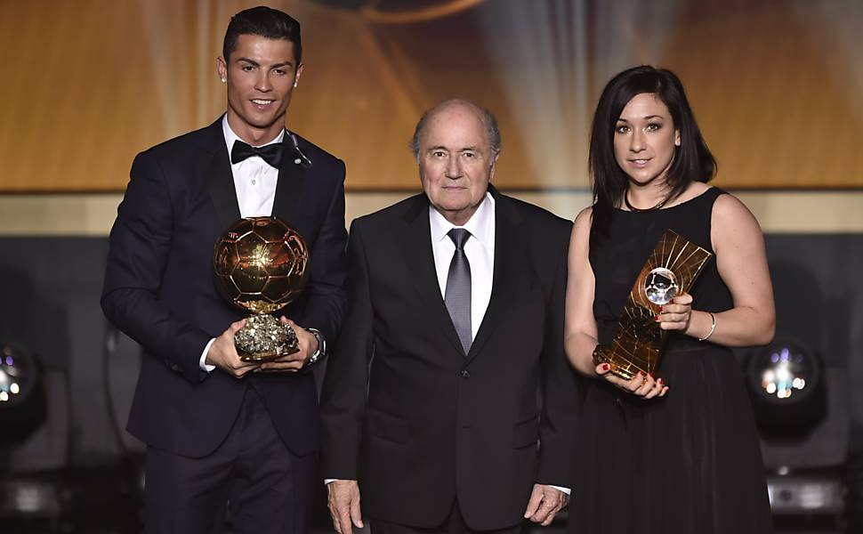 Prêmio Bola de Ouro 2015 - Melhores do Mundo