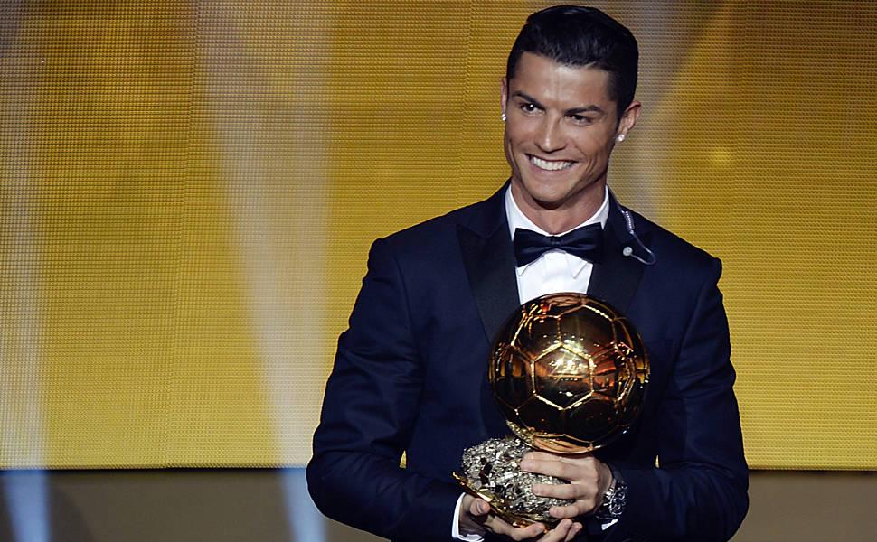Isto é Cristiano Ronaldo