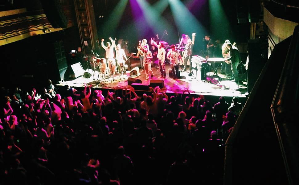 Banda Bixiga 70 faz sua primeira turnê nos EUA