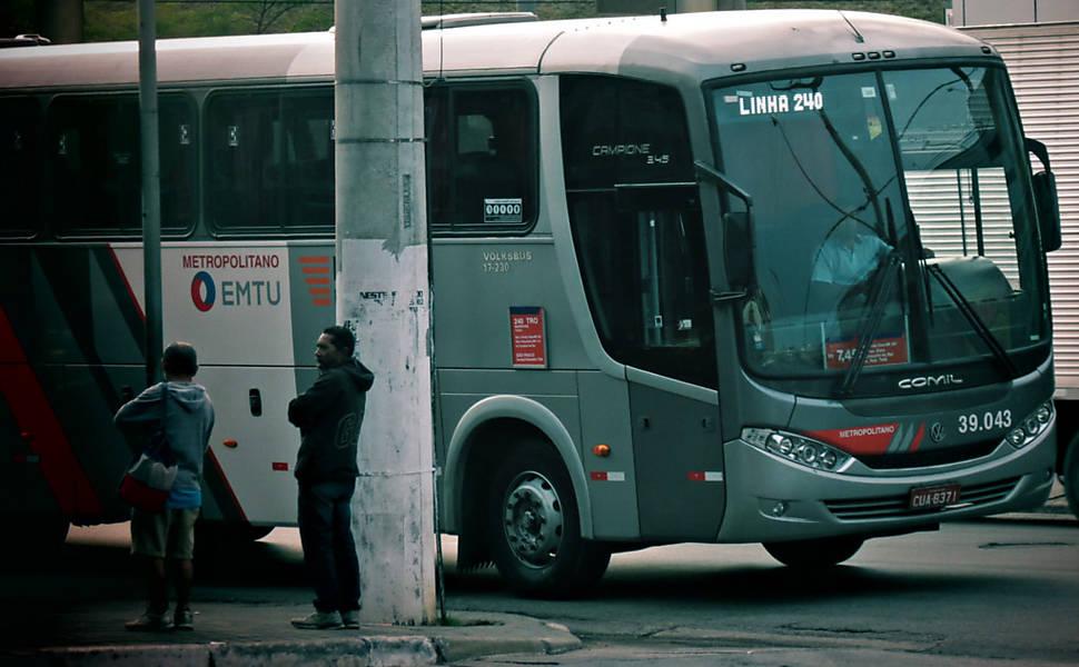 Ônibus intermunicipais