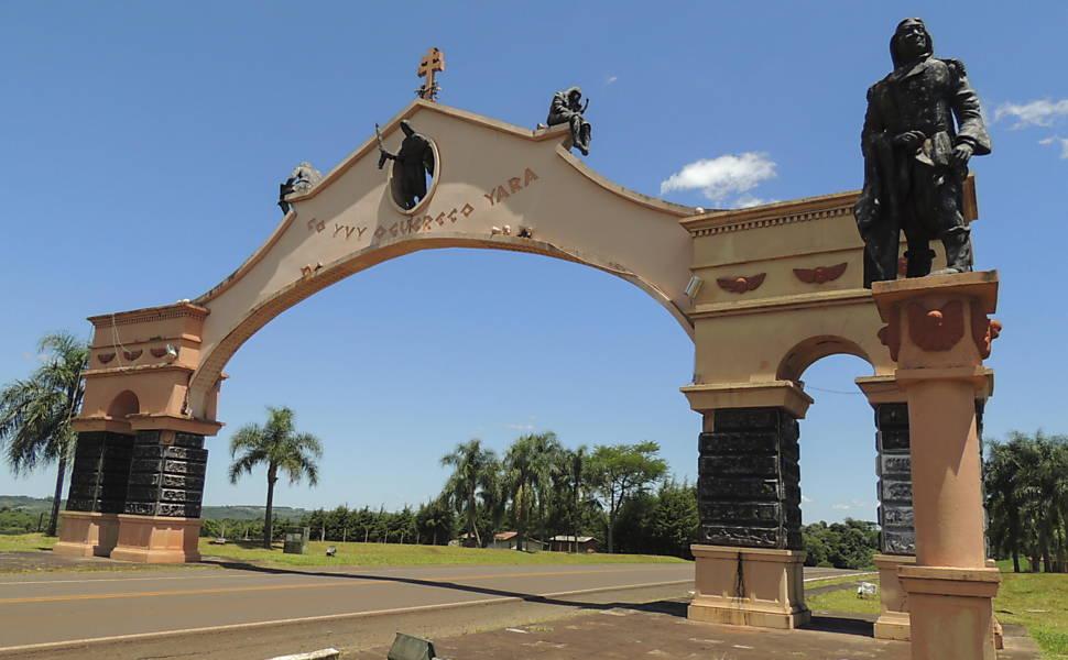 Ruínas das missões jesuíticas atraem turistas