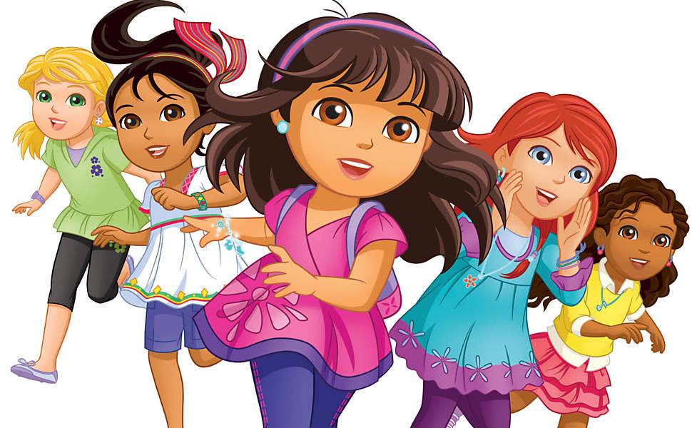 Dora e Seus Amigos: Na Cidade