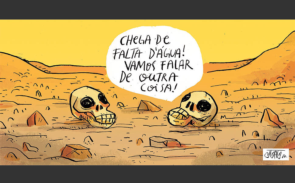Charges - Janeiro 2015