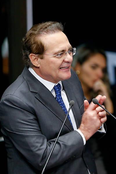 <strong>Senador Renan Calheiros (MDB)</strong>