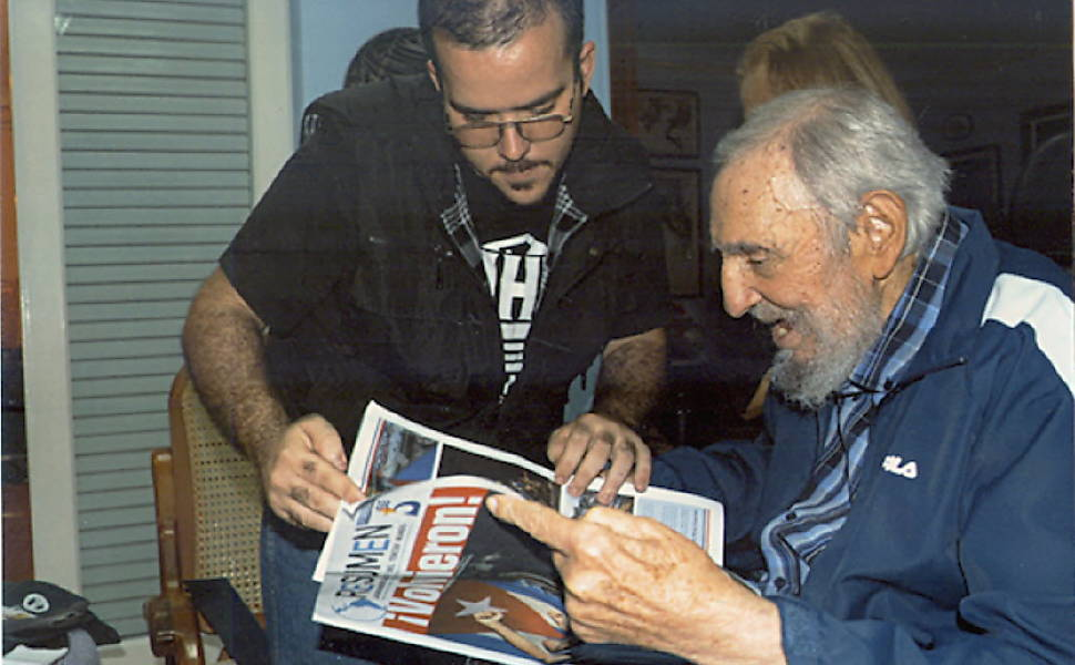 Novas fotos de Fidel Castro