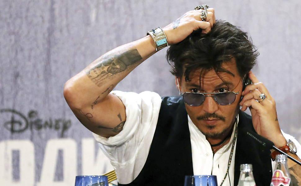 Johnny Depp - Oficial