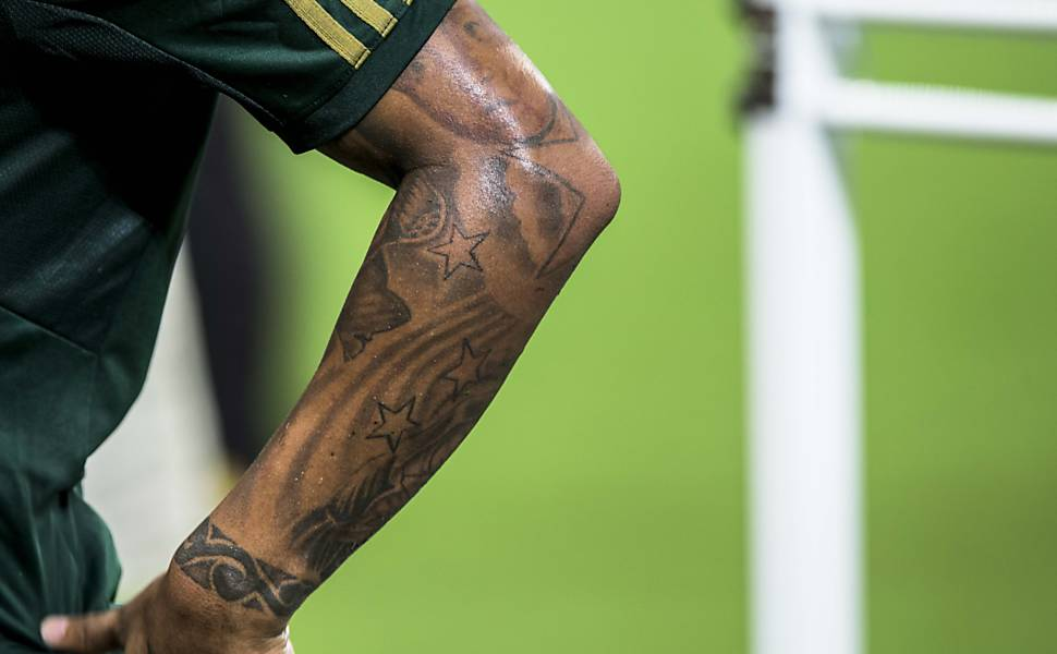 Tatuagens de Dudu e Guerrero