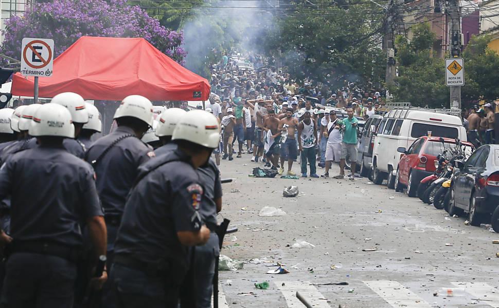 Violência no futebol brasileiro
