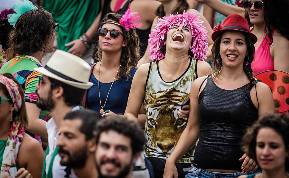 2015 Carnival in São Paulo