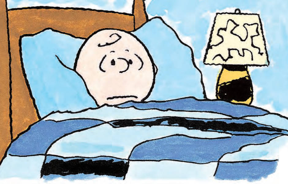 É Hora da Escola, Charlie Brown