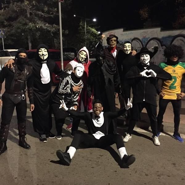 Carnaval dos Famosos 2015