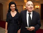 O banqueiro Joseph Safra é o segundo homem mais rico do Brasil segundo a revista