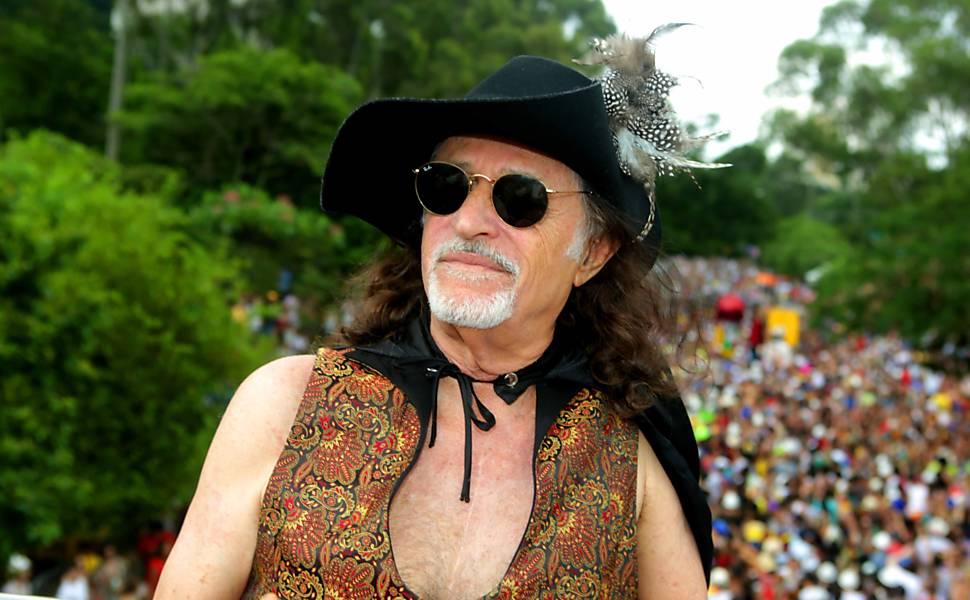 Desfile do bloco Bicho Maluco Beleza