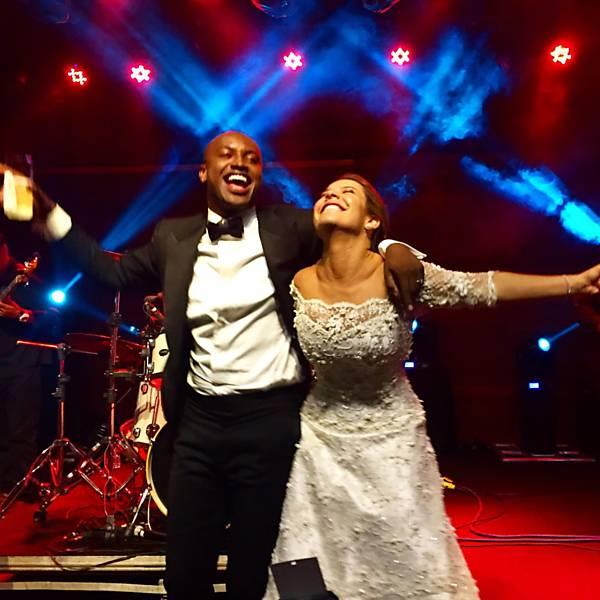 Casamento de Fernanda Souza e Thiaguinho