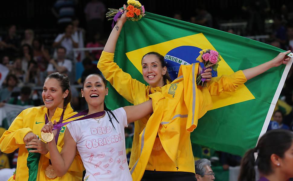 Medalhistas olímpicos brasileiros