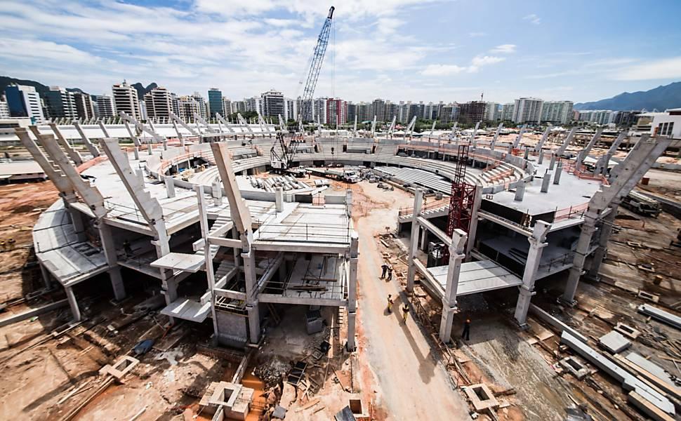 Parque Olímpico da Rio-2016