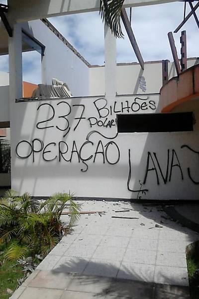 Hotel do doleiro Alberto Youssef em Porto Seguro é invadido