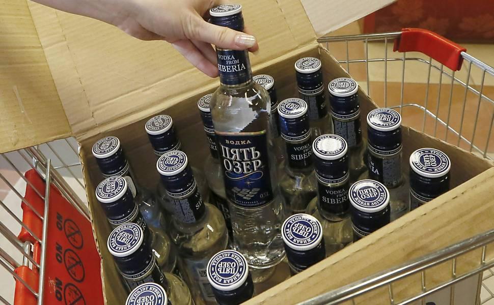Consumo de bebidas entre jovens