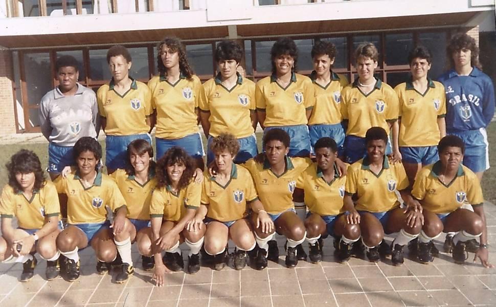 Futebol Feminino no Museu do Futebol
