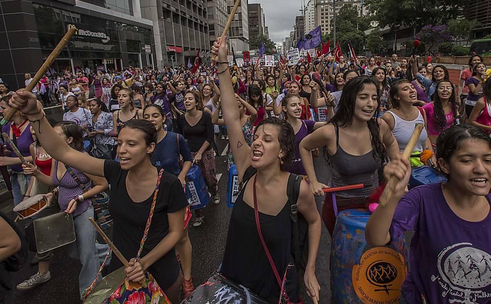 Ato pelos Direitos das Mulheres