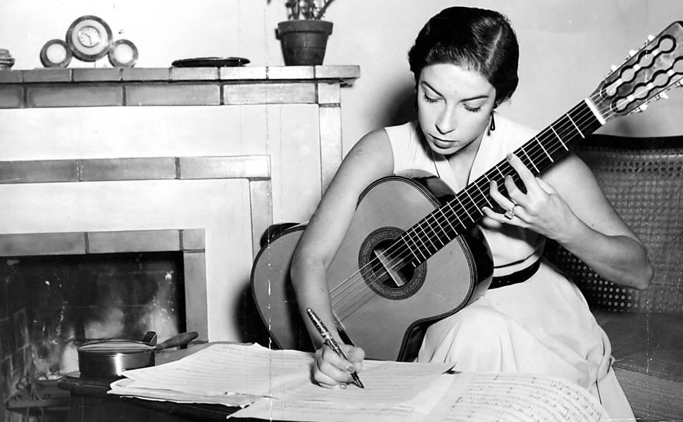 Inezita Barroso (1925-2015)