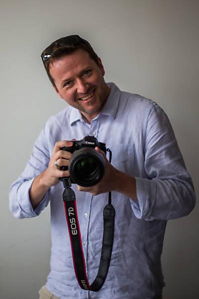 Jornalistas estrangeiros recebidos pela Folha