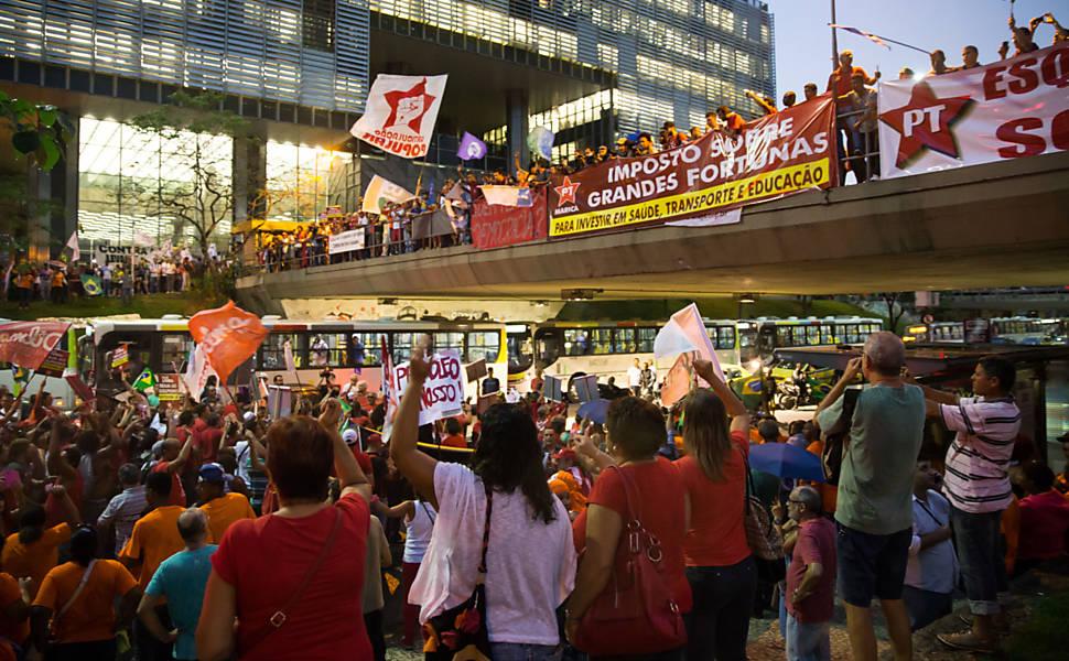 Protestos de 13 de março