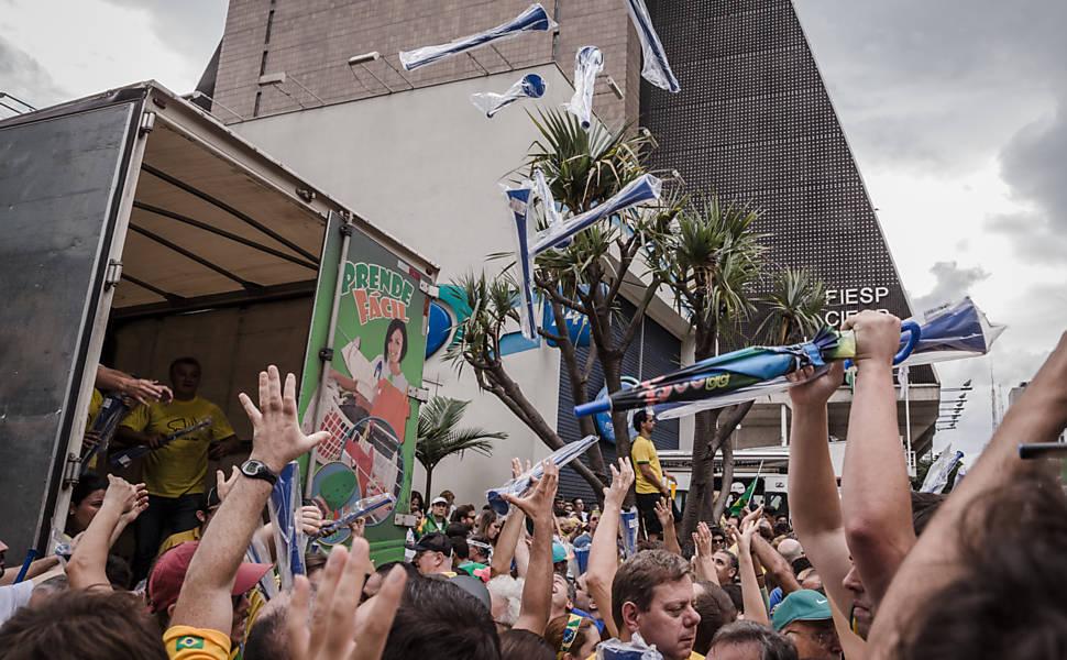 Protestos de 15 de março