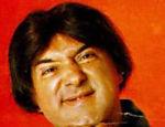 O comediante Mauro Faccio Gonçalves, que interpretava Zacarias, posa para foto