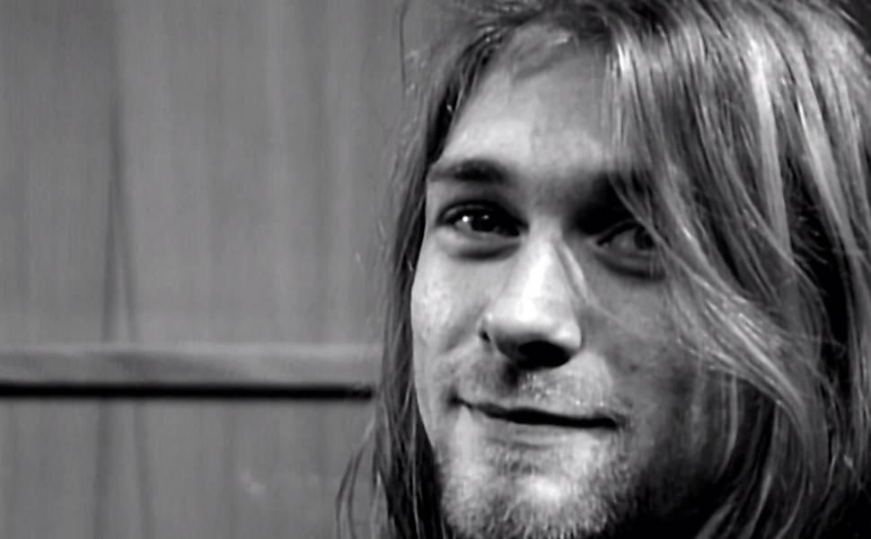 Cenas do documentário 'Kurt Cobain - Montage of Heck'