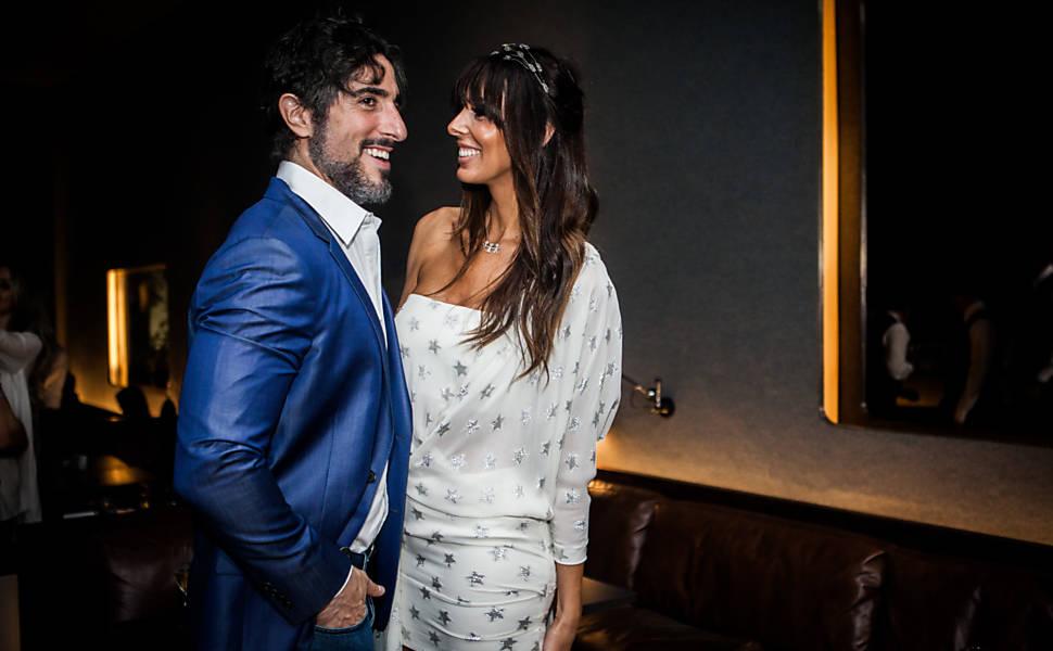 Festa de dez anos de casamento de Marcos Mion e Suzana Gullo