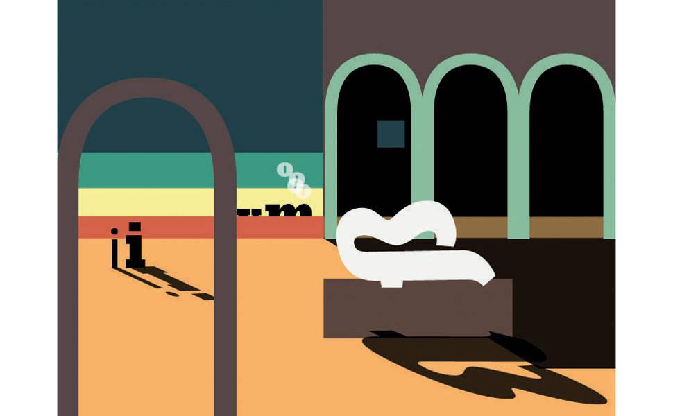 A arte de Massimo Gentile