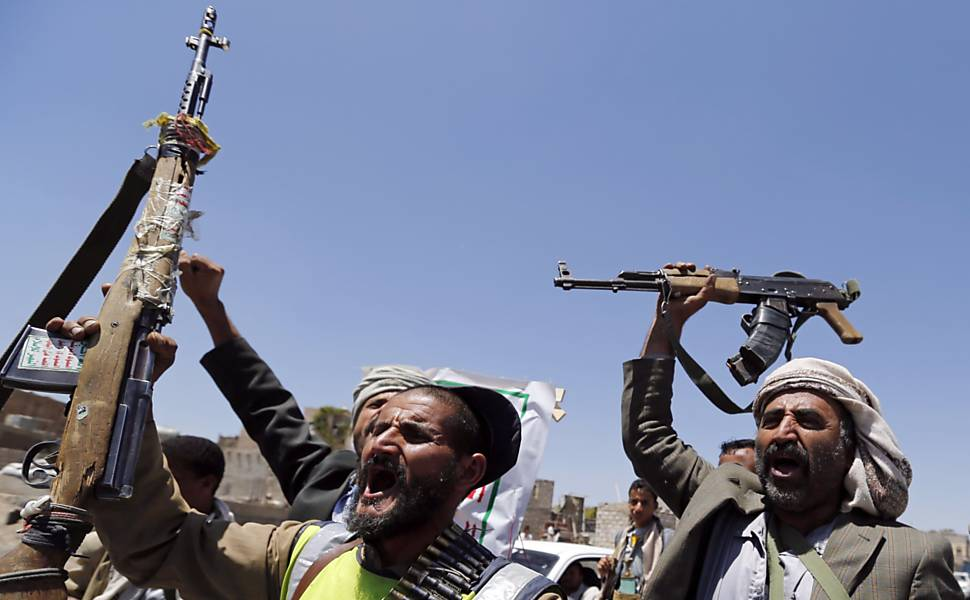 Entenda a crise no Iêmen