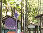 O Espaço de Leitura é permanente no parque e, aos fins de semana, recebe atrações especiais