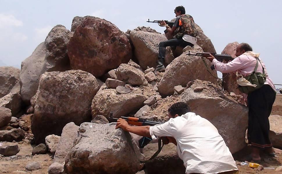 Conflito no Iêmen