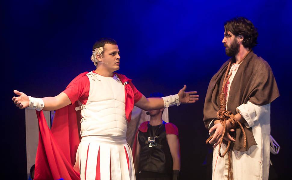 Paixão de Cristo em Taipas