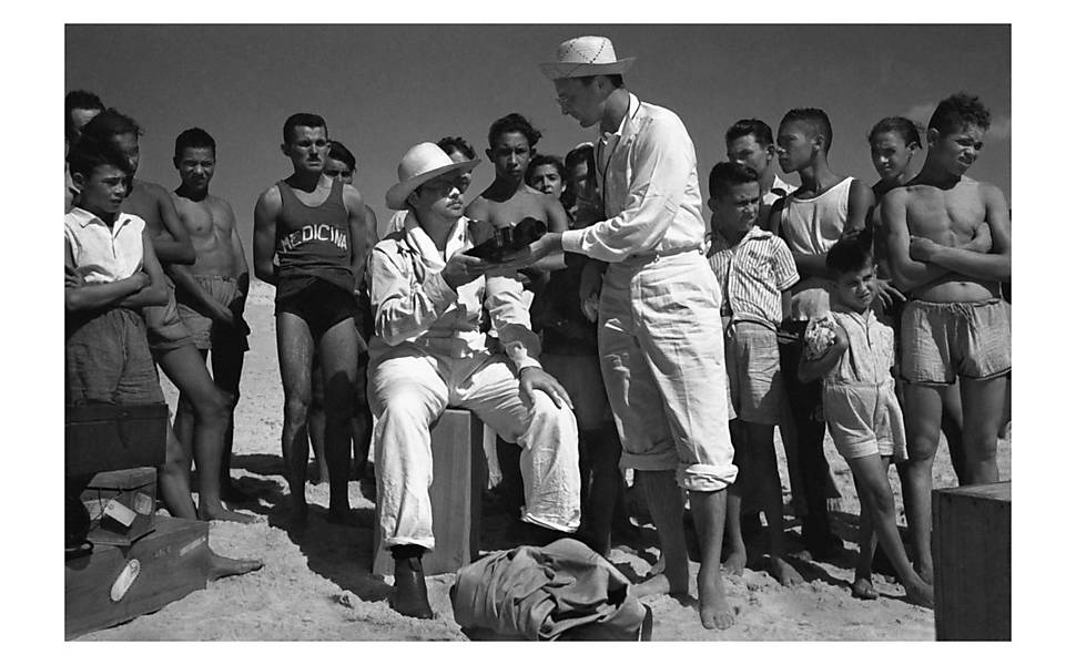 Orson Welles no Brasil