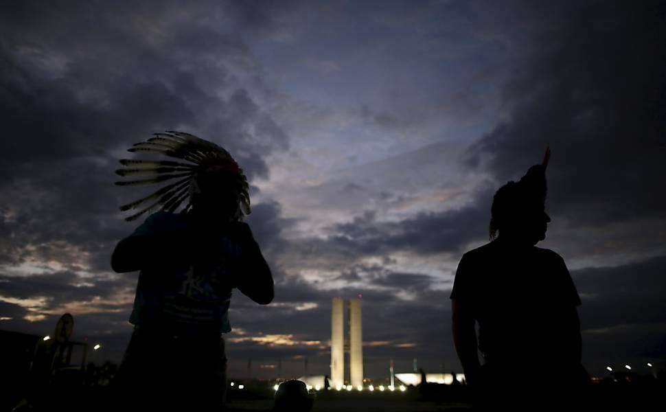 Semana de Mobilização Nacional Indígena 2015
