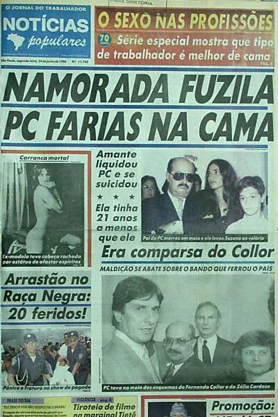 PC Farias no