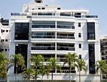 Vista do Les Residences Saint Tropez, na Barra da Tijuca, no Rio