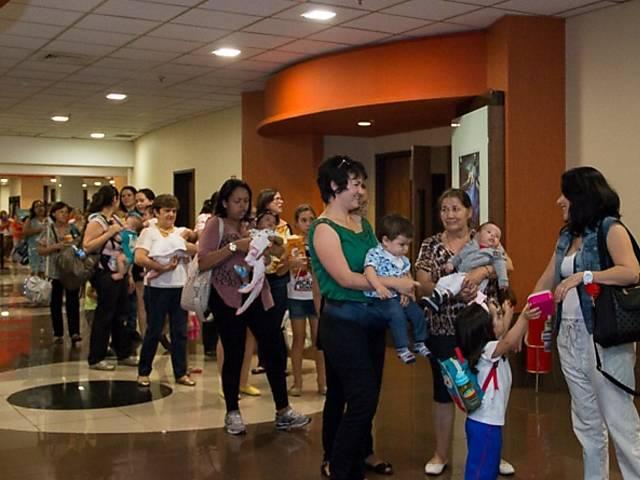 Center Norte estreia sessões do CineMaterna