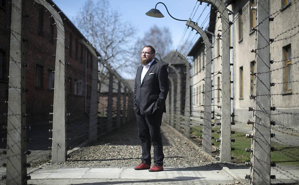 Piotr Cywinski é o diretor do museu Auschwitz-Birkenau, que preserva a história do campo de concentração nazista
