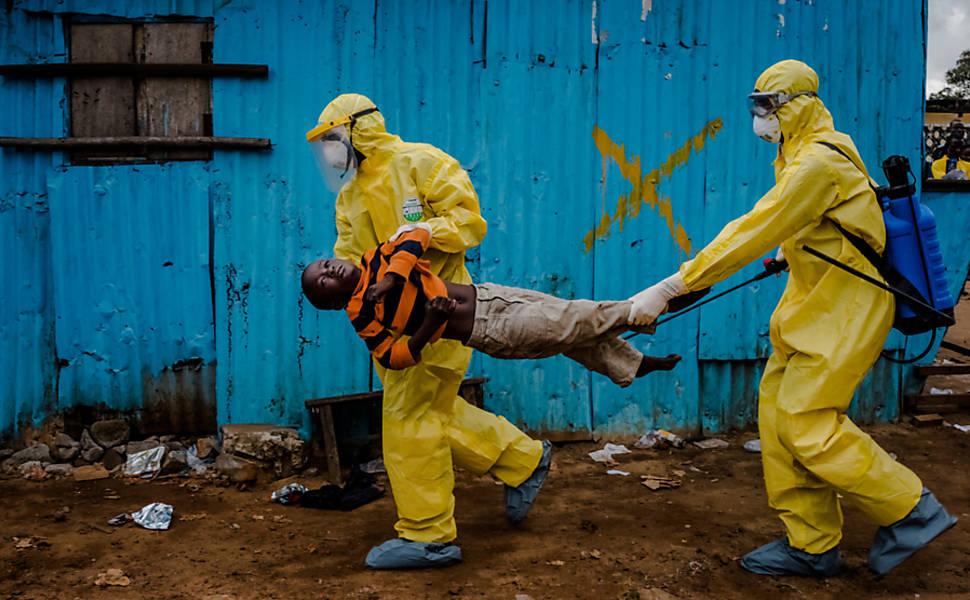 Cobertura do ebola é premiada com um Pulitzer