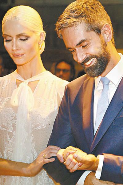 Casamento de Augusto de Arruda Botelho e Ana Claudia Michels