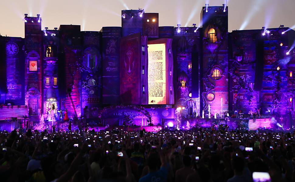 Tomorrowland - 1º dia
