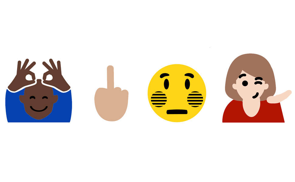 Emojis no Windows 10