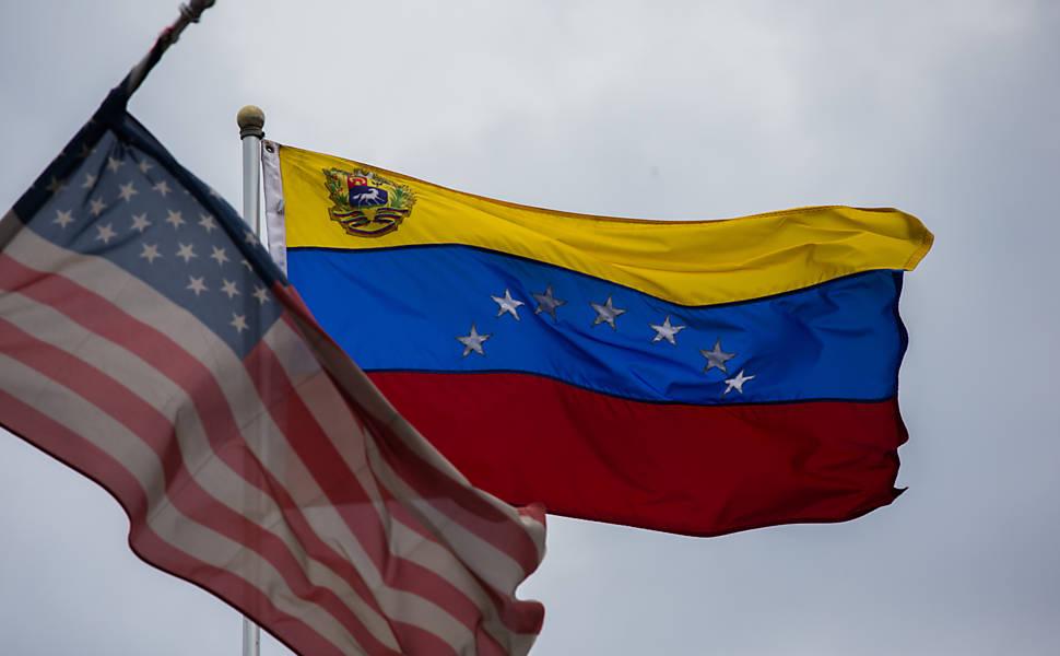 Venezuelanos exilados nos Estados Unidos