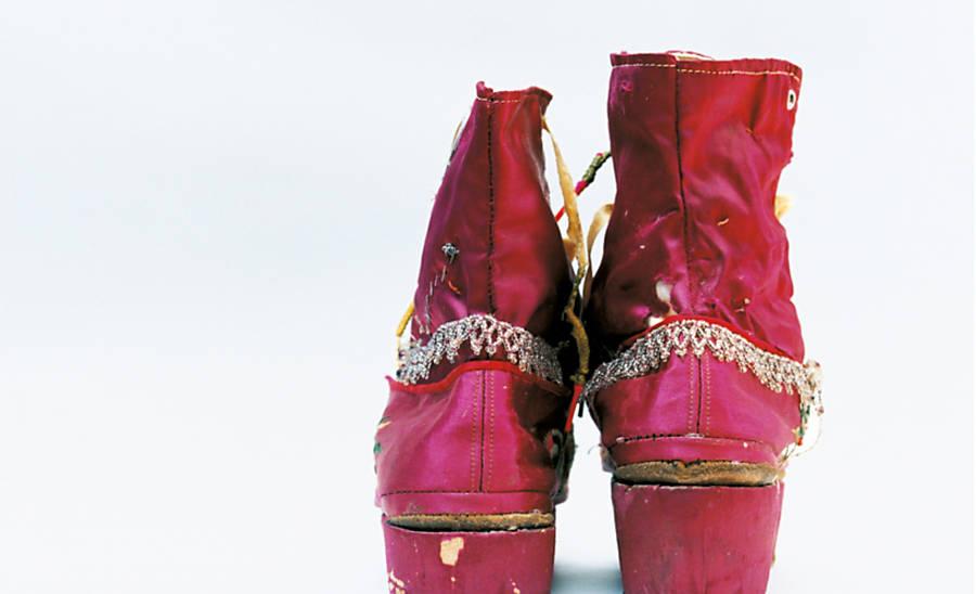 Guarda-roupa de Frida Kahlo