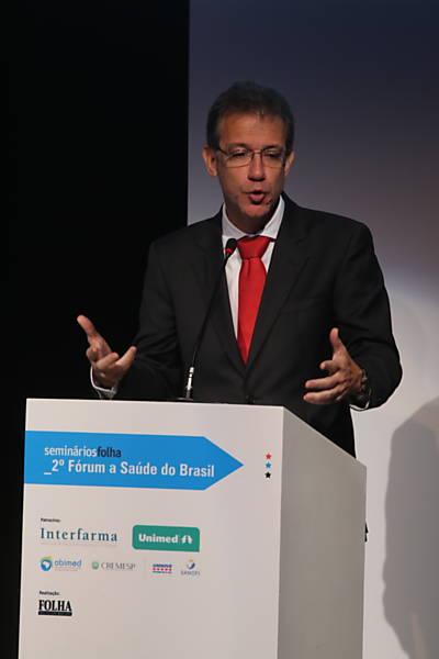 2º Fórum a Saúde do Brasil - 1º dia
