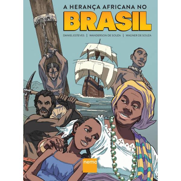 Livros - Herança Africana